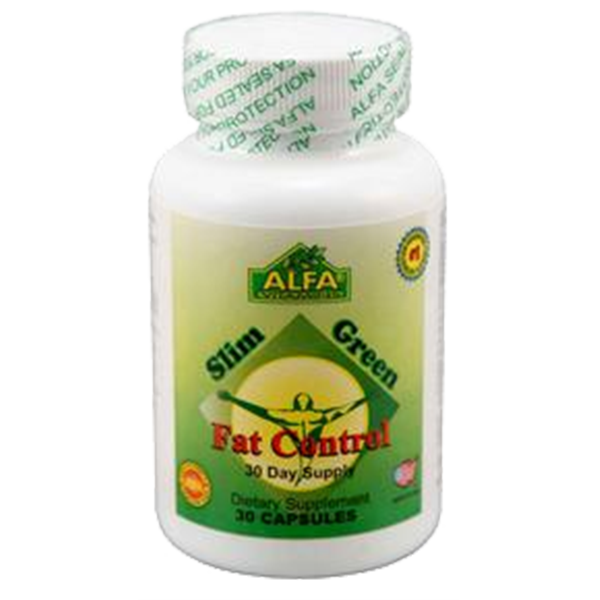 Alfa Vitamins® Slim Green Fat Control