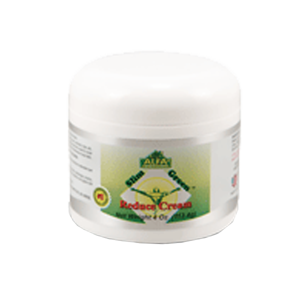 Alfa Vitamins® Slim Green Reduce Cream 4 oz
