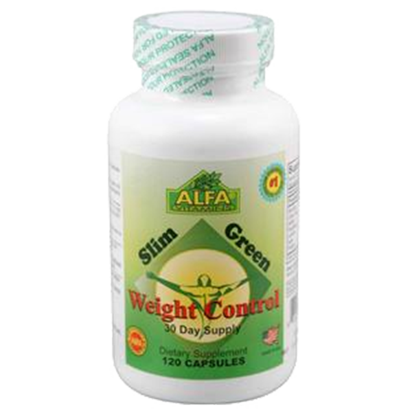 Alfa Vitamins® Slim Green Weigh Control