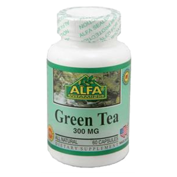 Green Tea 300 mg 60 capsules